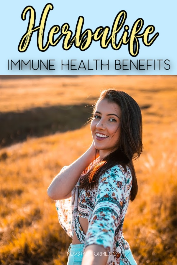 Your immune system can work as it should with the help of Herbalife immune health benefits in Herbalife supplements.