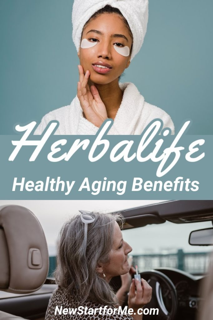 There are many Herbalife healthy aging product benefits and all of them will help you age gracefully, just the way you want.
