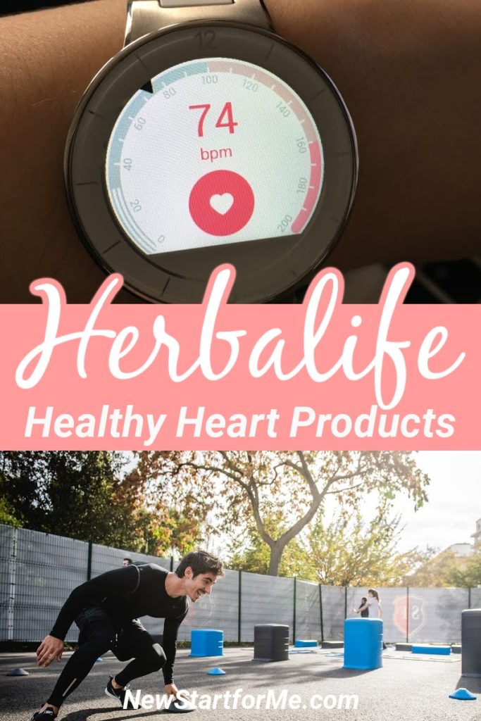 Herbalife heart health products can help keep your heart happy and healthy which will, in turn, help keep you healthy.