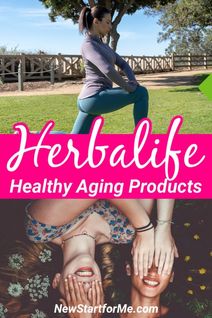 Herbalife healthy aging products can help you keep things in running order for as long as possible as you age gracefully.