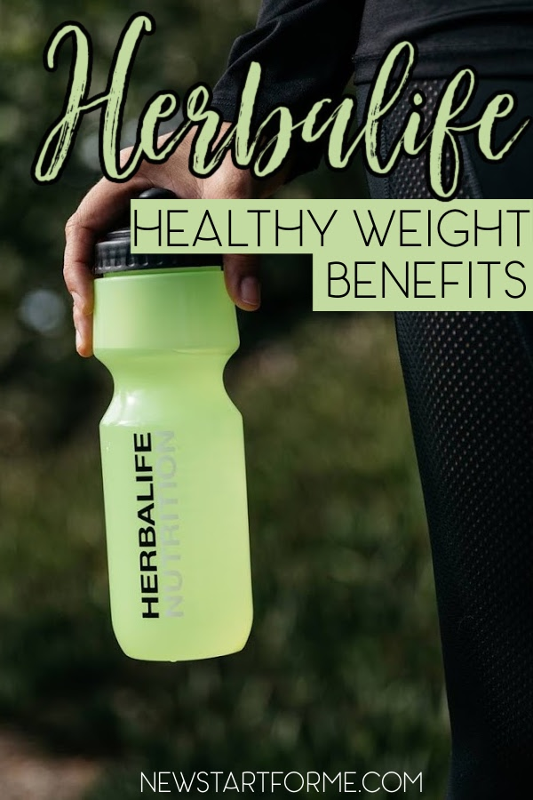 There are plenty of Herbalife healthy weight product benefits that you can utilize to hit your goal weight naturally.