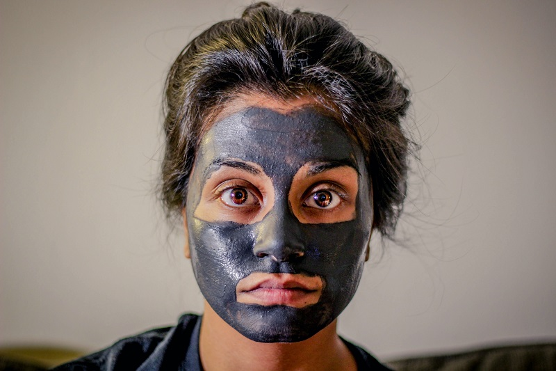 Herbalife Skin Product Benefits Woman with a Mask On